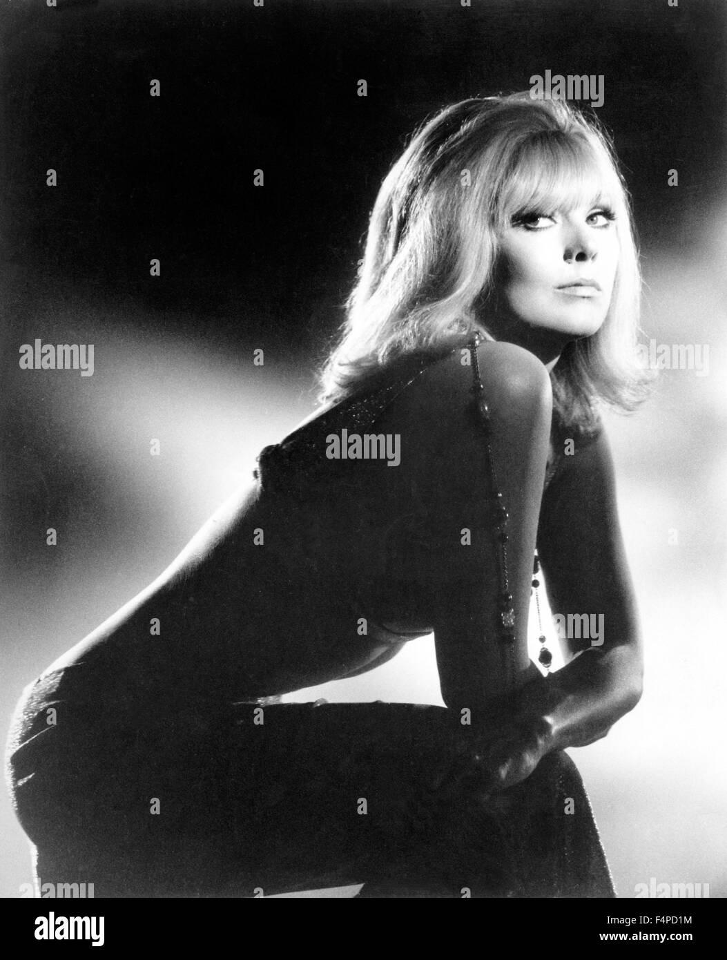 Kim Novak / The Legend Of Lylah Clare 1968 unter der Regie von Robert Aldrich Stockbild