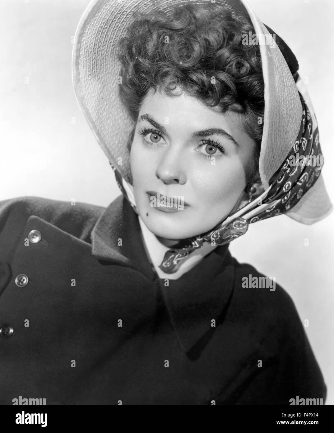 Joanne Dru / Wagon Master / 1950 unter der Regie von John Ford [Argosy Bilder / RKO Radio Pict] Stockbild