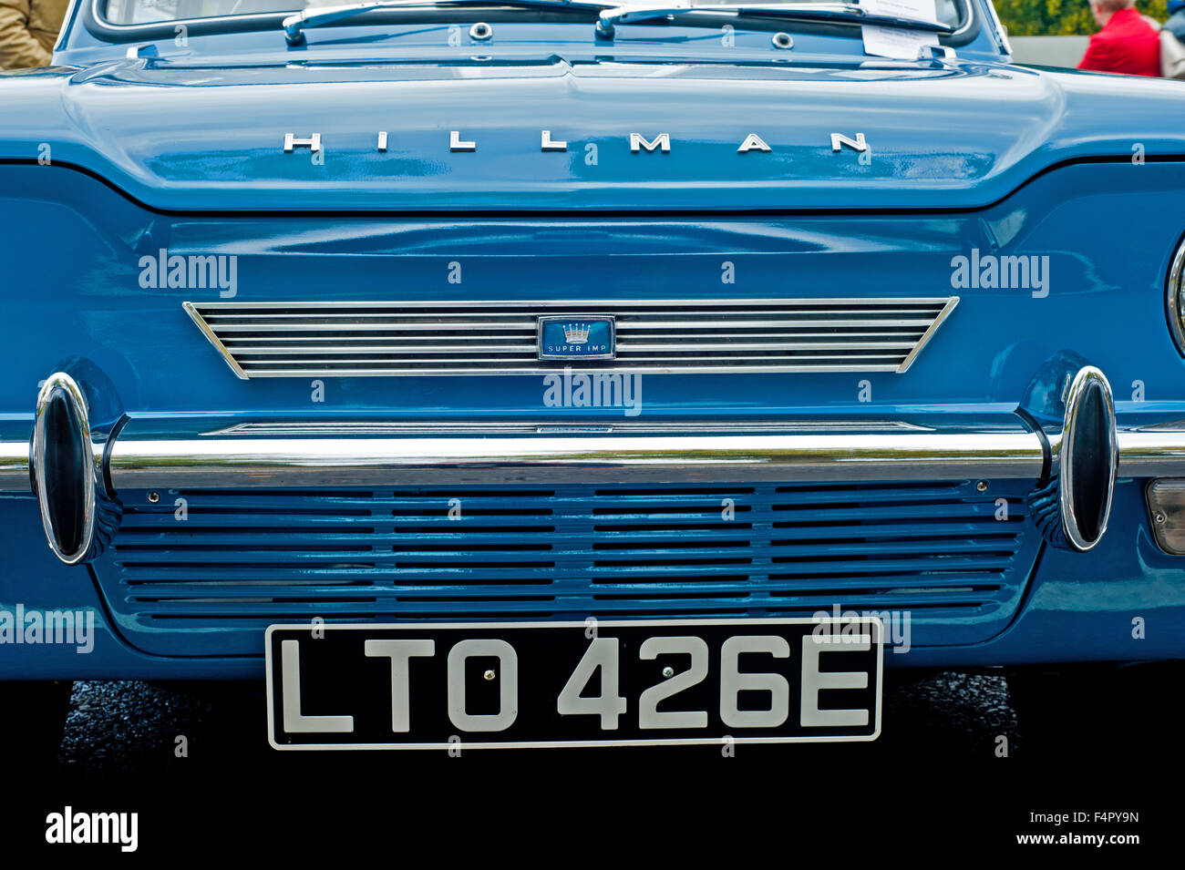 Super 1967 Hillman Imp Stockbild