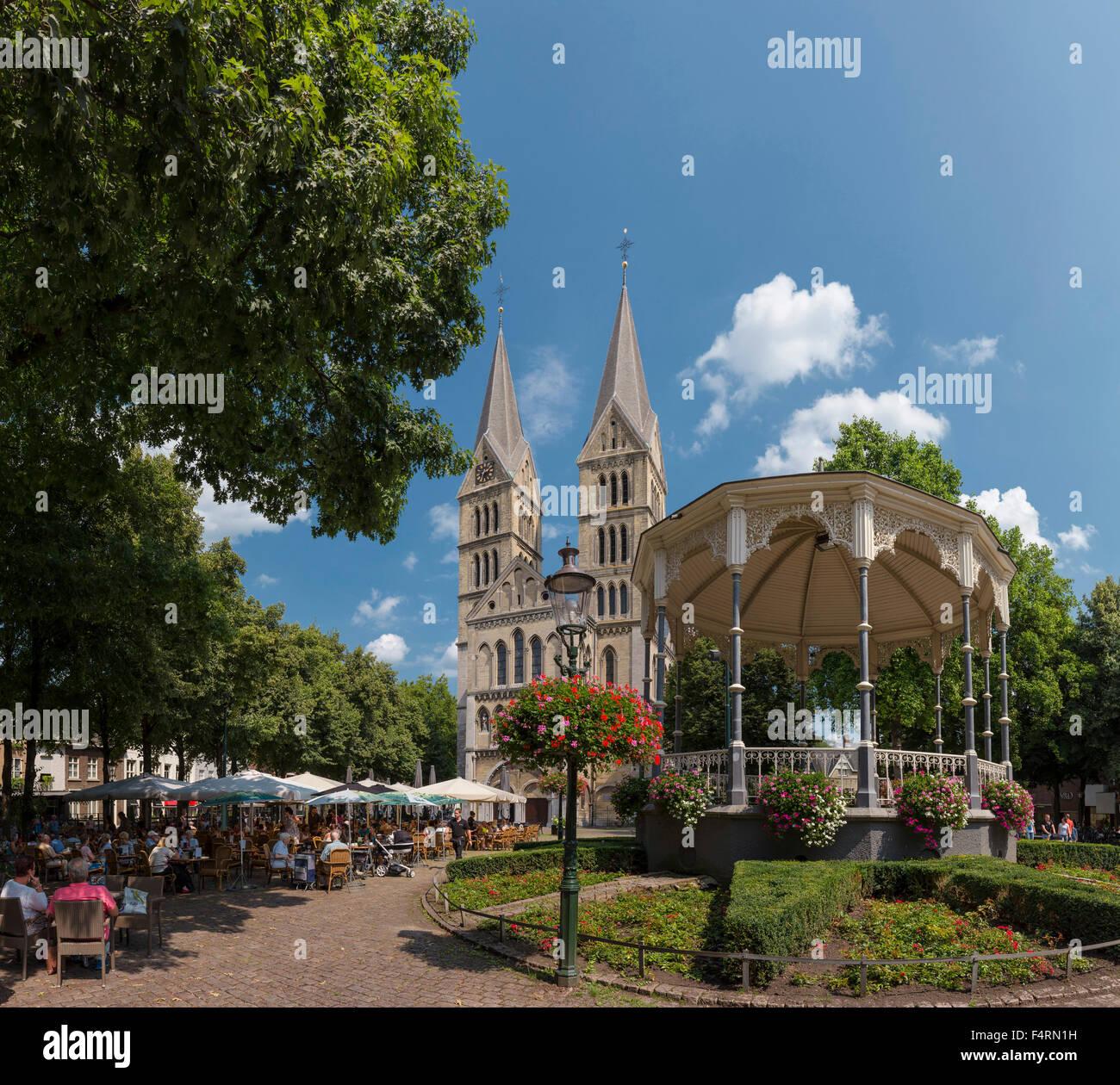 niederlande europa holland roermond limburg kirche kloster wald holz b ume sommer. Black Bedroom Furniture Sets. Home Design Ideas