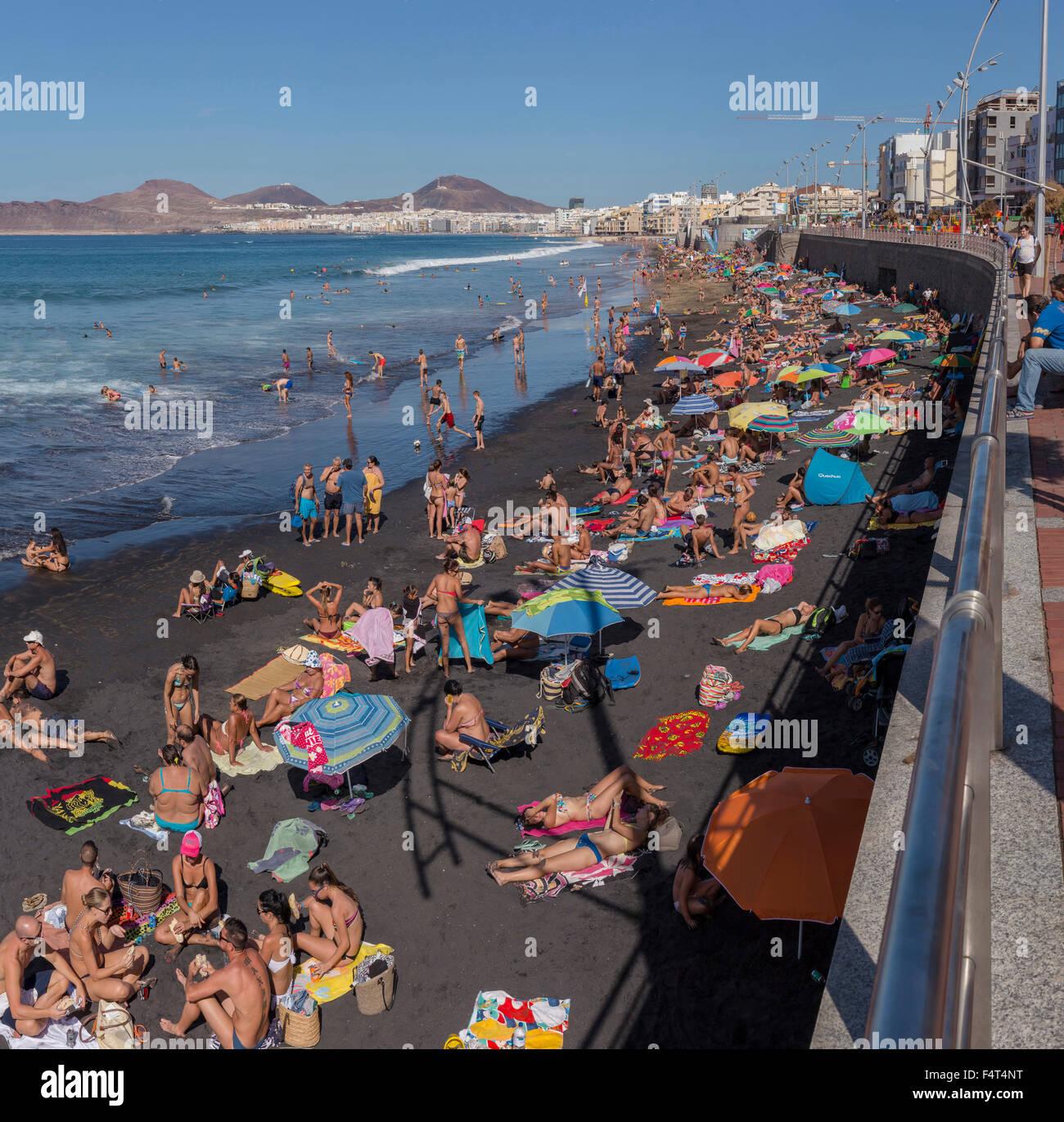 Spanien europa las palmas de gran canaria kanarische inseln gran canaria kanaren playa las - Pisos com las palmas de gran canaria ...