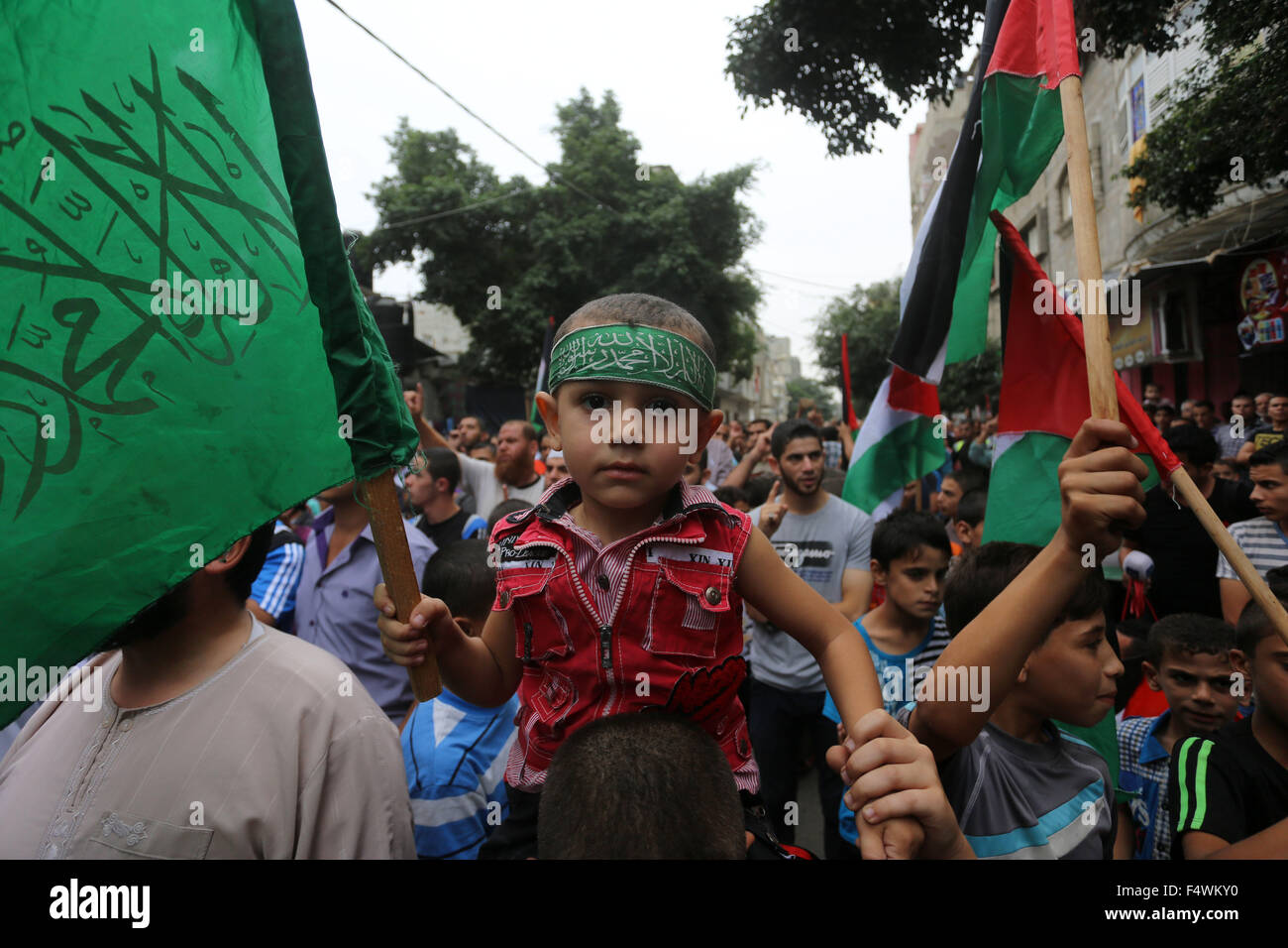 Hamas Camp Stockfotos & Hamas Camp Bilder - Alamy