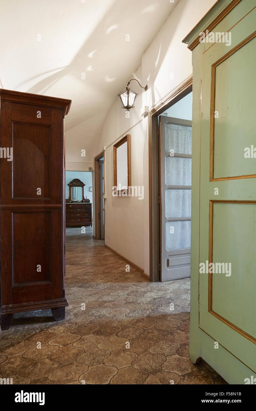 Flur, Korridor Zimmer Im Altbau