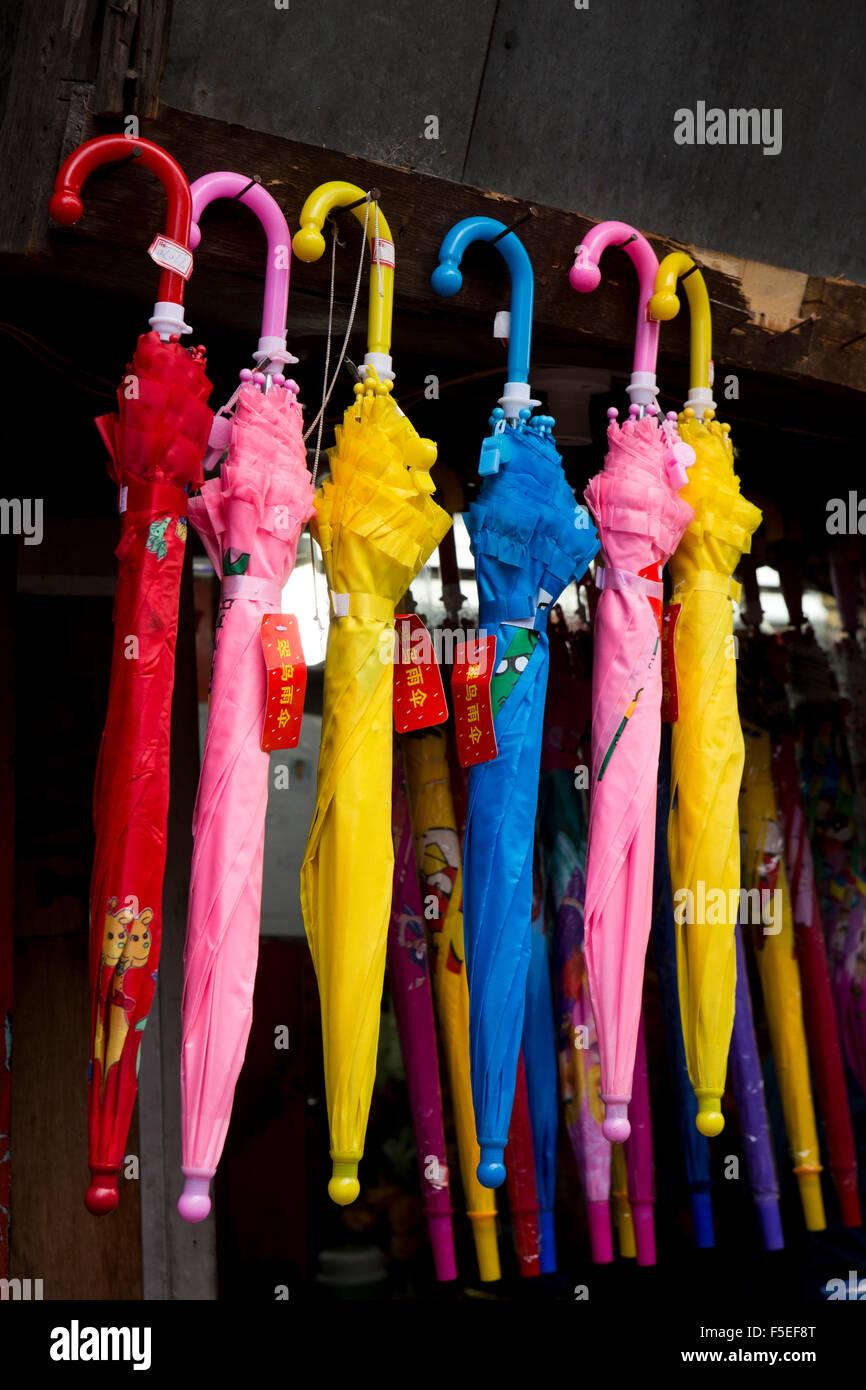 Indian shop himachal pradesh india stockfotos indian for Indische schirme