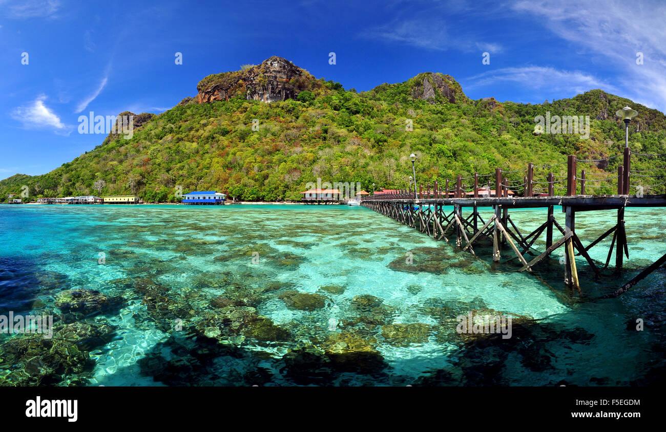 Borneo Insel