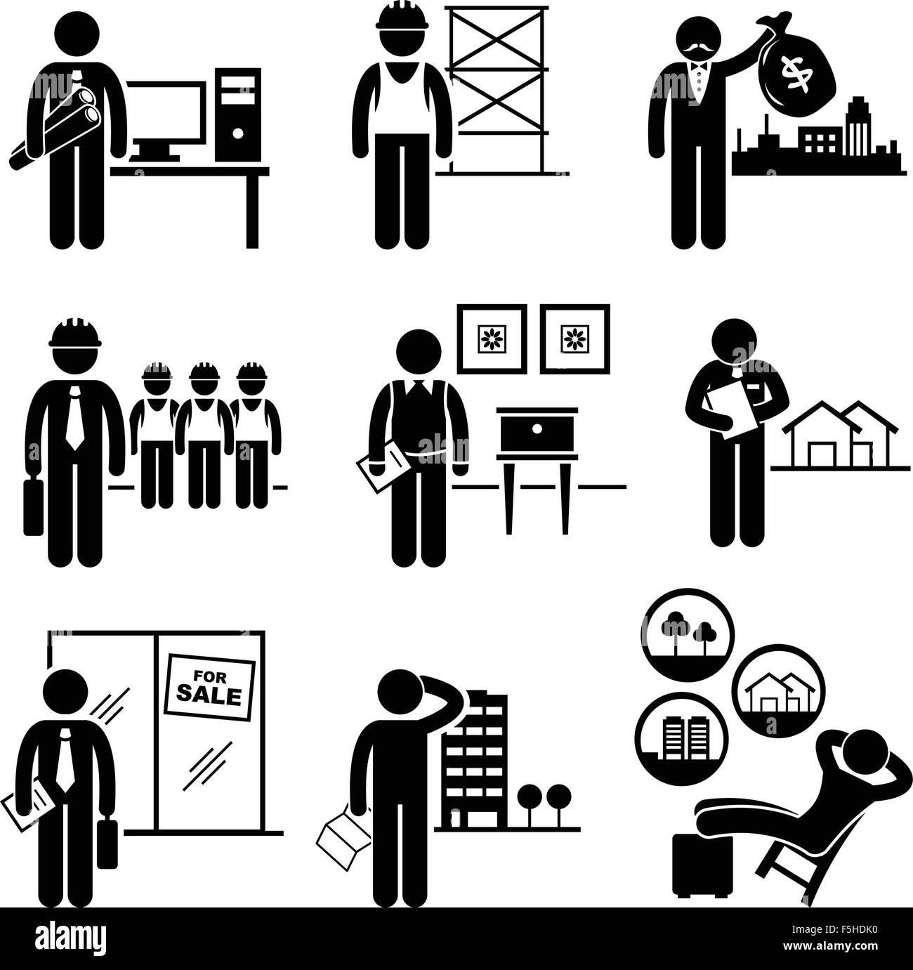 Bau Immobilien Jobs Berufe Karriere   Auftragnehmer, Investor ...