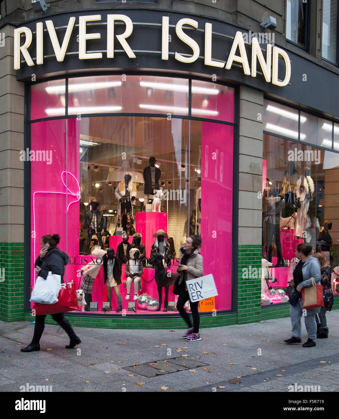 River Island \'Weihnachten Window_Weihnachten Vertrieb & Angebote in ...