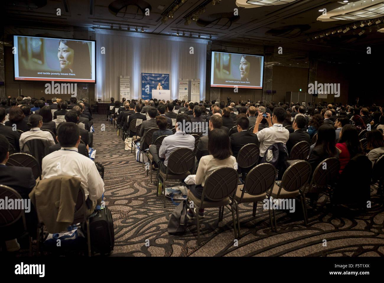 Die Konferenz USA-Japan-Rat hat einen Zweck der dauerhaften Partnerschaft der beiden Länder und der Sektor Stockbild