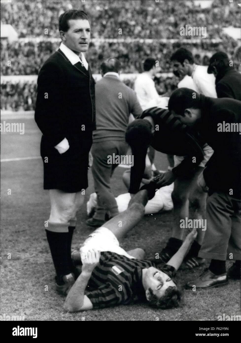 1968 Beruhmter Italienischer Fussballschiedsrichter Concello Lo