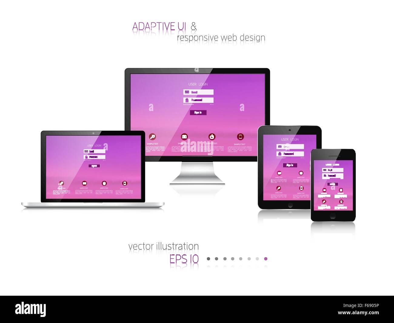 Gemütlich Website Design Vereinbarung Vorlage Galerie - Beispiel ...