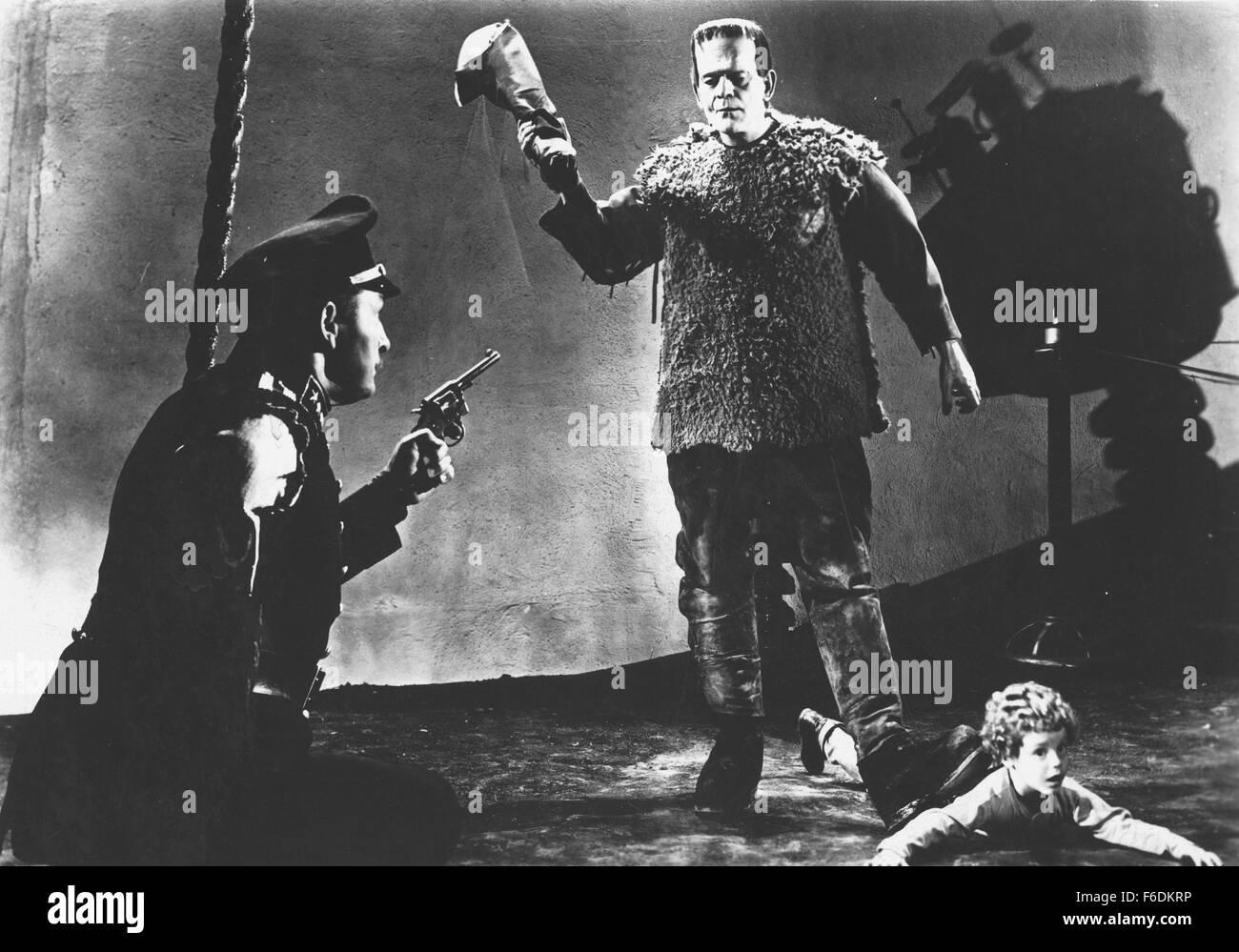 Datum der Freigabe: 13. Januar 1939. FILMTITEL: Sohn von ...