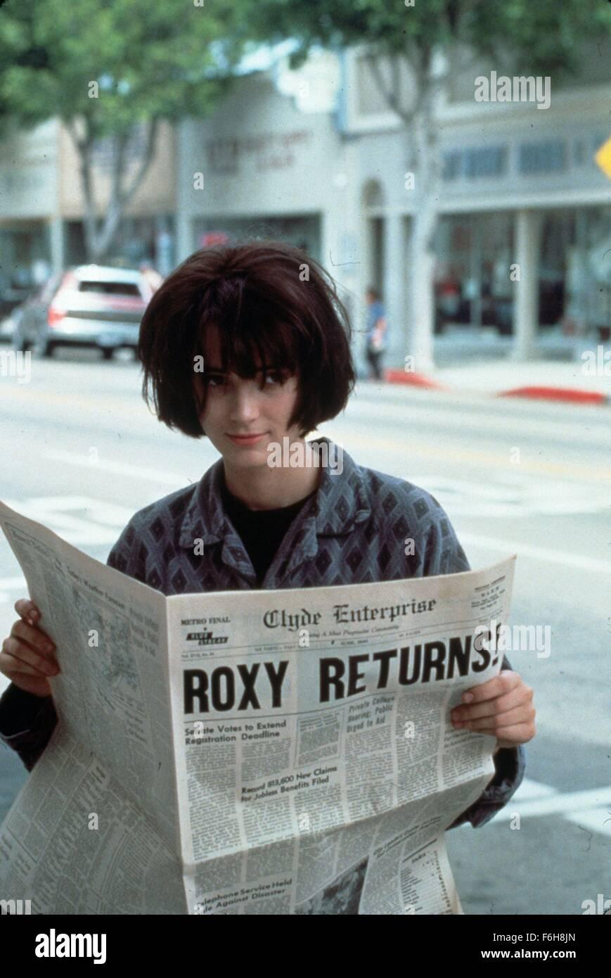 Datum Der Freigabe 12 Oktober 1990 Film Titel Welcome Home Roxy