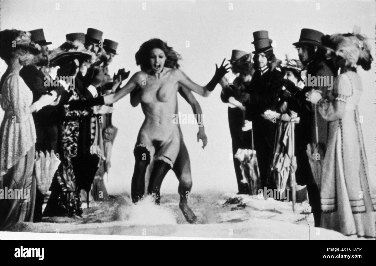 Filmtitel 1971 Uhrwerk Orange Regie Stanley Kubrick Studio