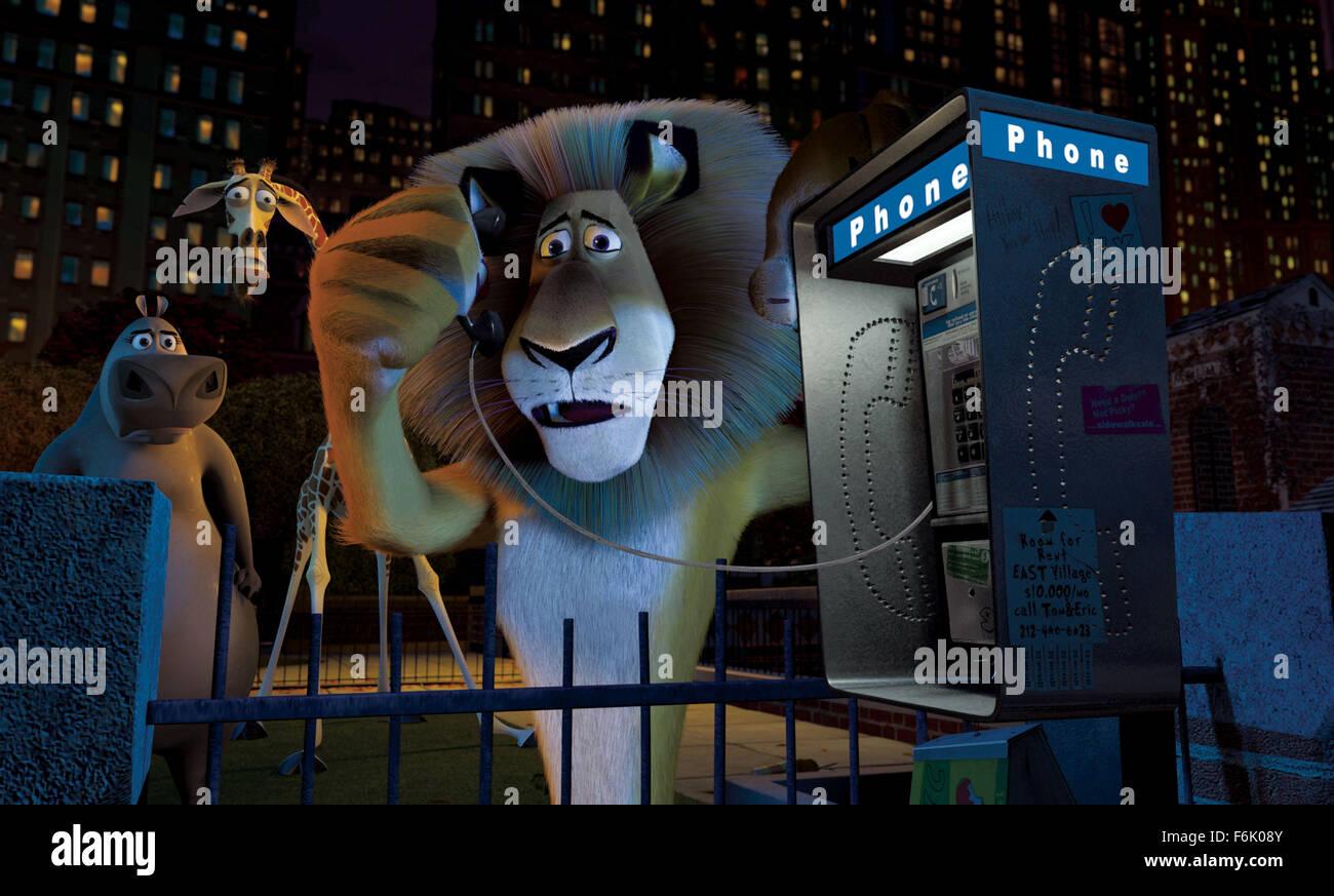 alex the lion madagascar stockfotos alex the lion madagascar bilder alamy. Black Bedroom Furniture Sets. Home Design Ideas