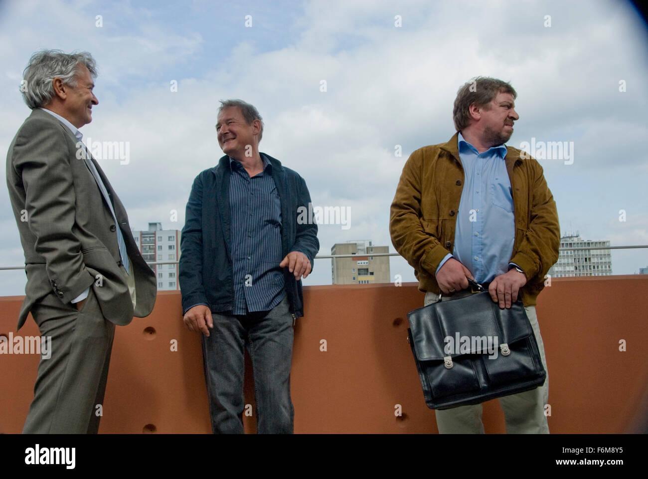 DATUM DER FREIGABE: 2009. FILMTITEL: Verändern Sie Und Schonheit. STUDIO: ARTE. PLOT:. Im Bild: HENRY HUBCHEN Stockbild