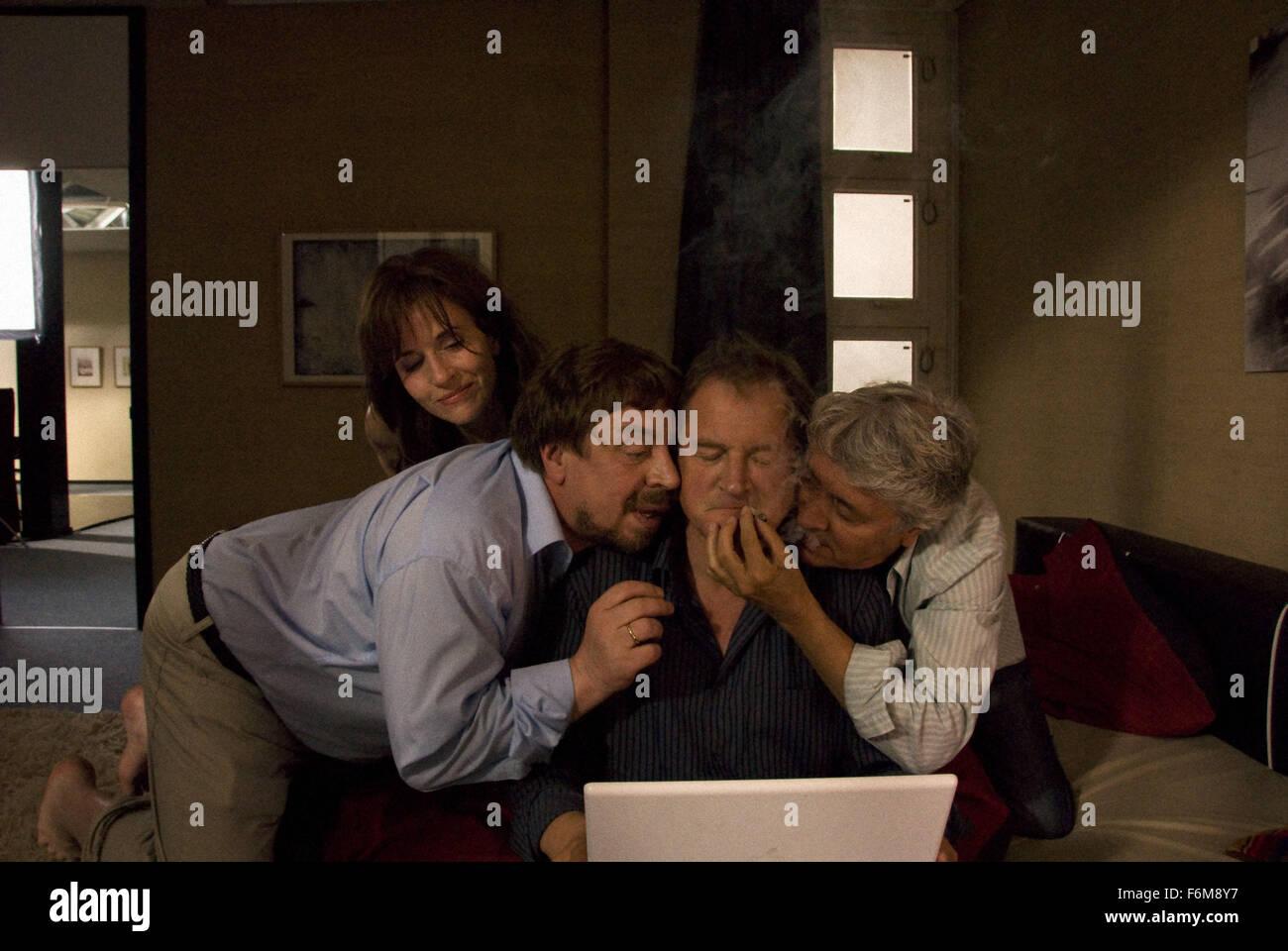 DATUM DER FREIGABE: 2009. FILMTITEL: Verändern Sie Und Schonheit. STUDIO: ARTE. PLOT:. Im Bild: SIBYLLE CANONICA Stockbild