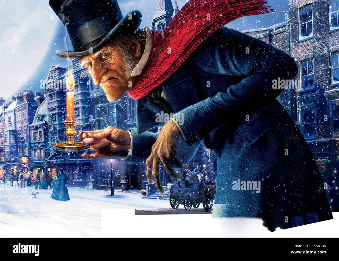 Erscheinungsdatum: 6. November 2009. FILMTITEL: A Christmas Carol ...