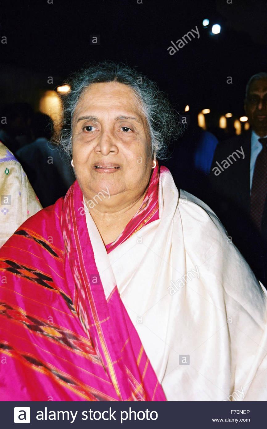 Legendäre Schauspielerin, Sulochana Latkar, Indien, Asien Stockbild