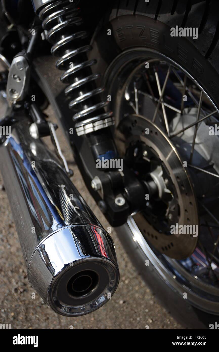 Motorbike Parts Stockfotos & Motorbike Parts Bilder - Alamy
