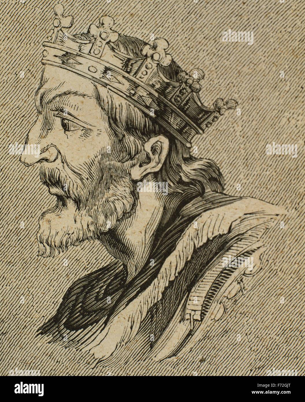 König Der Westgoten