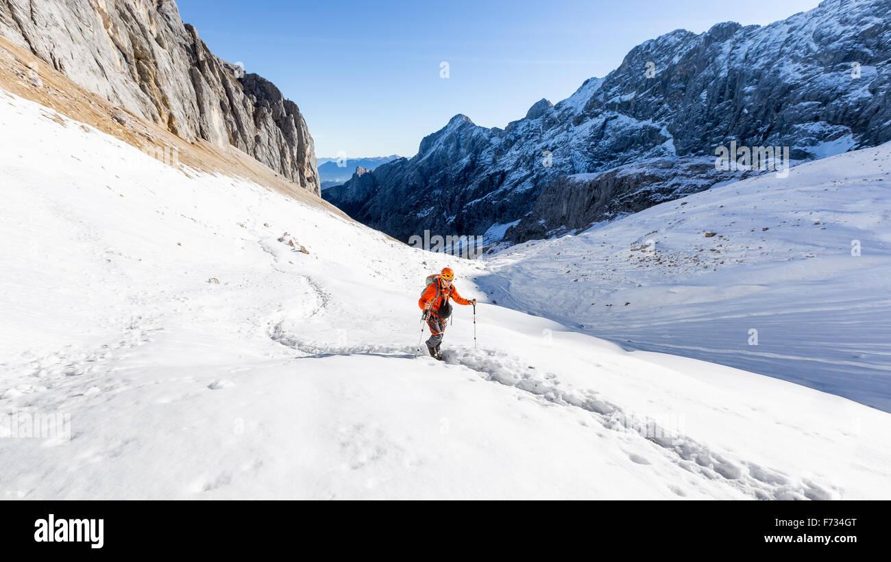 Klettersteig Garmisch : Auf der zugspitze klettersteig garmisch partenkirchen