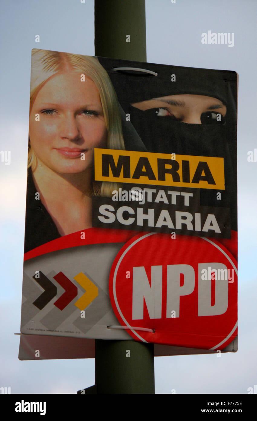 Europawahl Npd