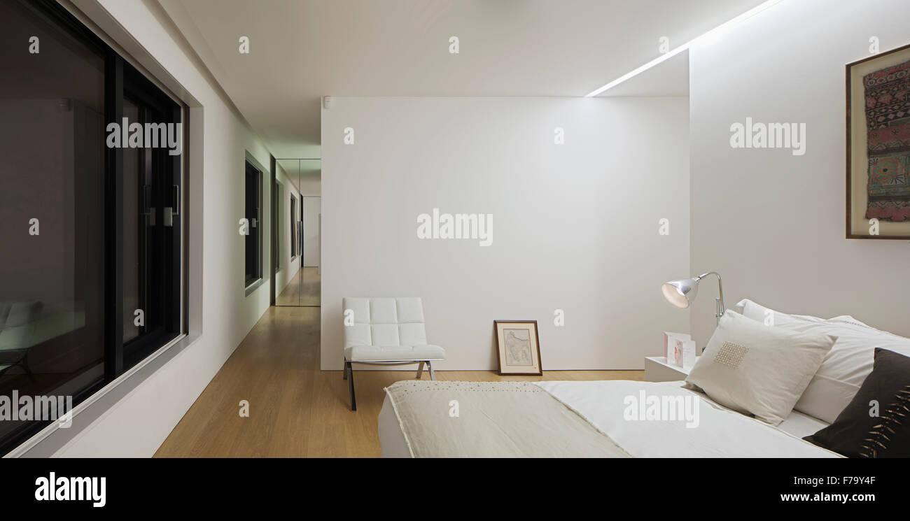 Modernes Schlafzimmer Design Fur Grose Familien: Dekoration