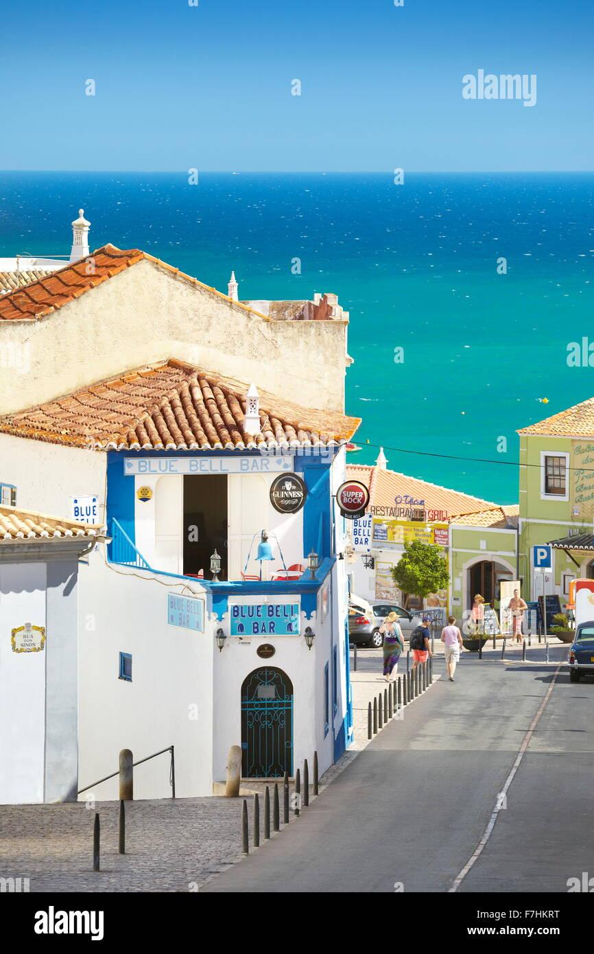 Albufeira, Algarve, Portugal Stockbild