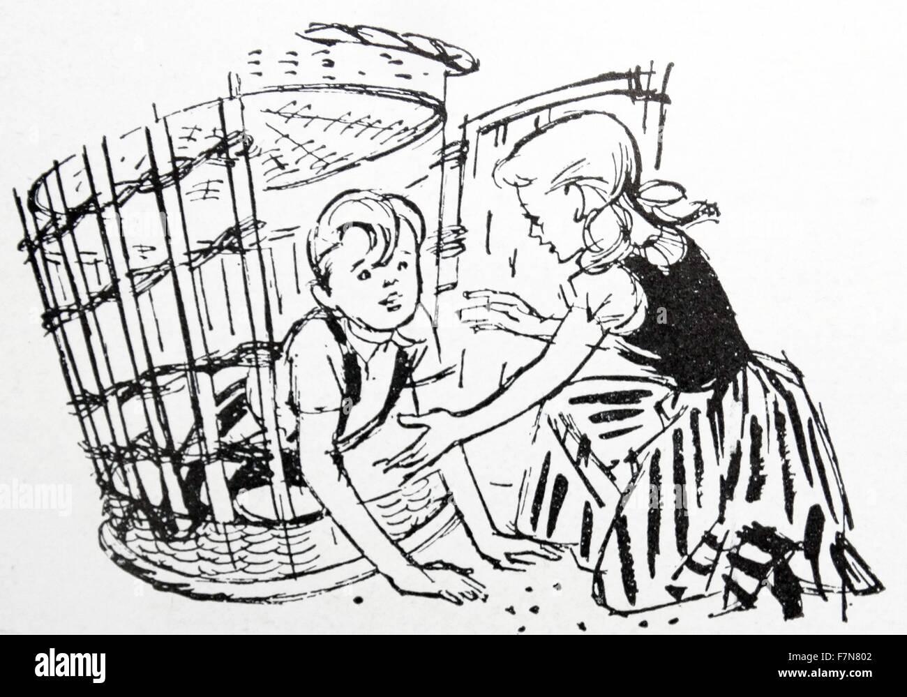 Prächtig Hänsel und Gretel