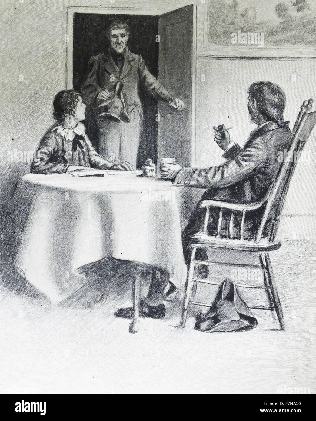 Frau robinson datiert