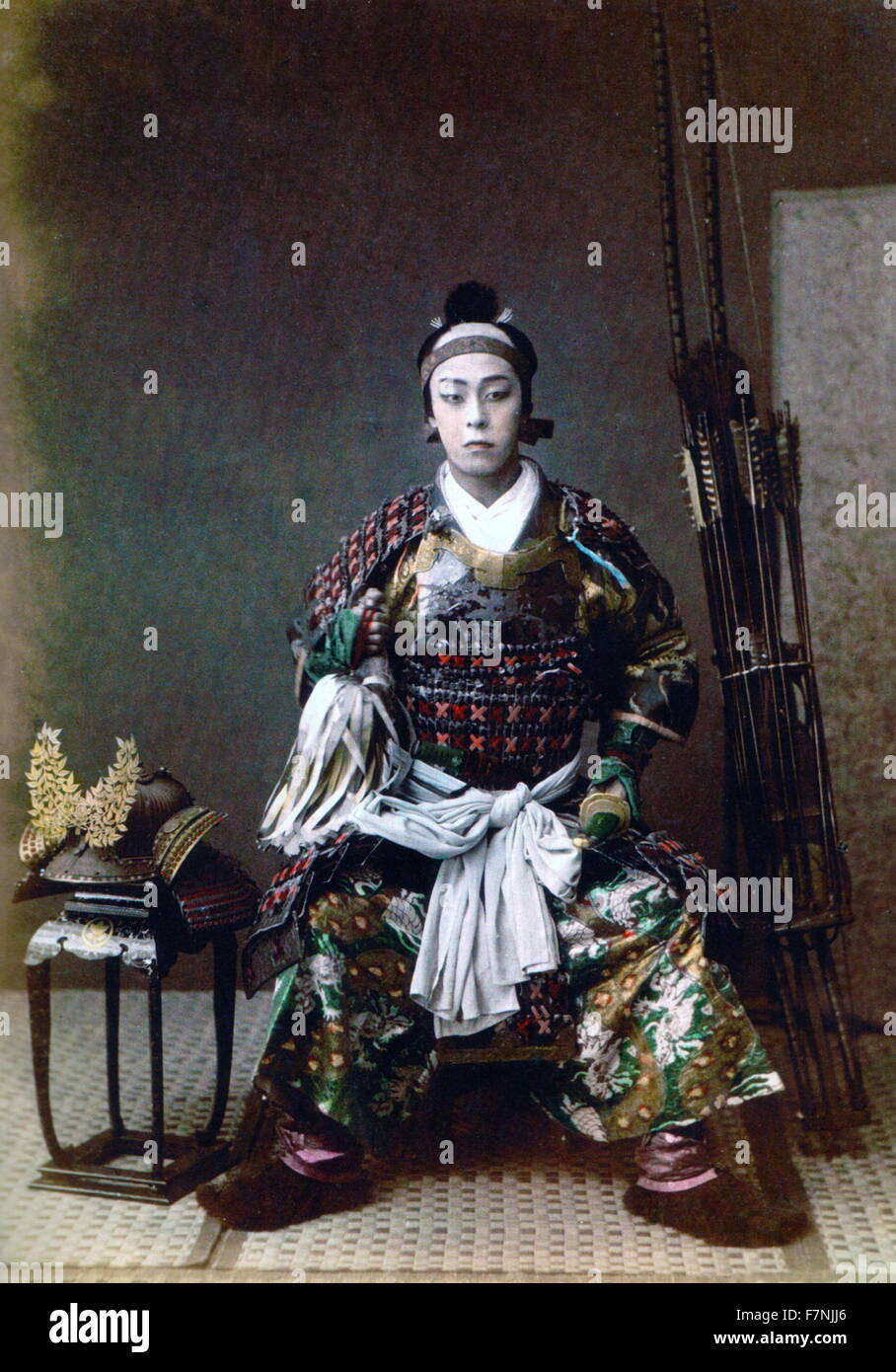 Samurai Kriegerin
