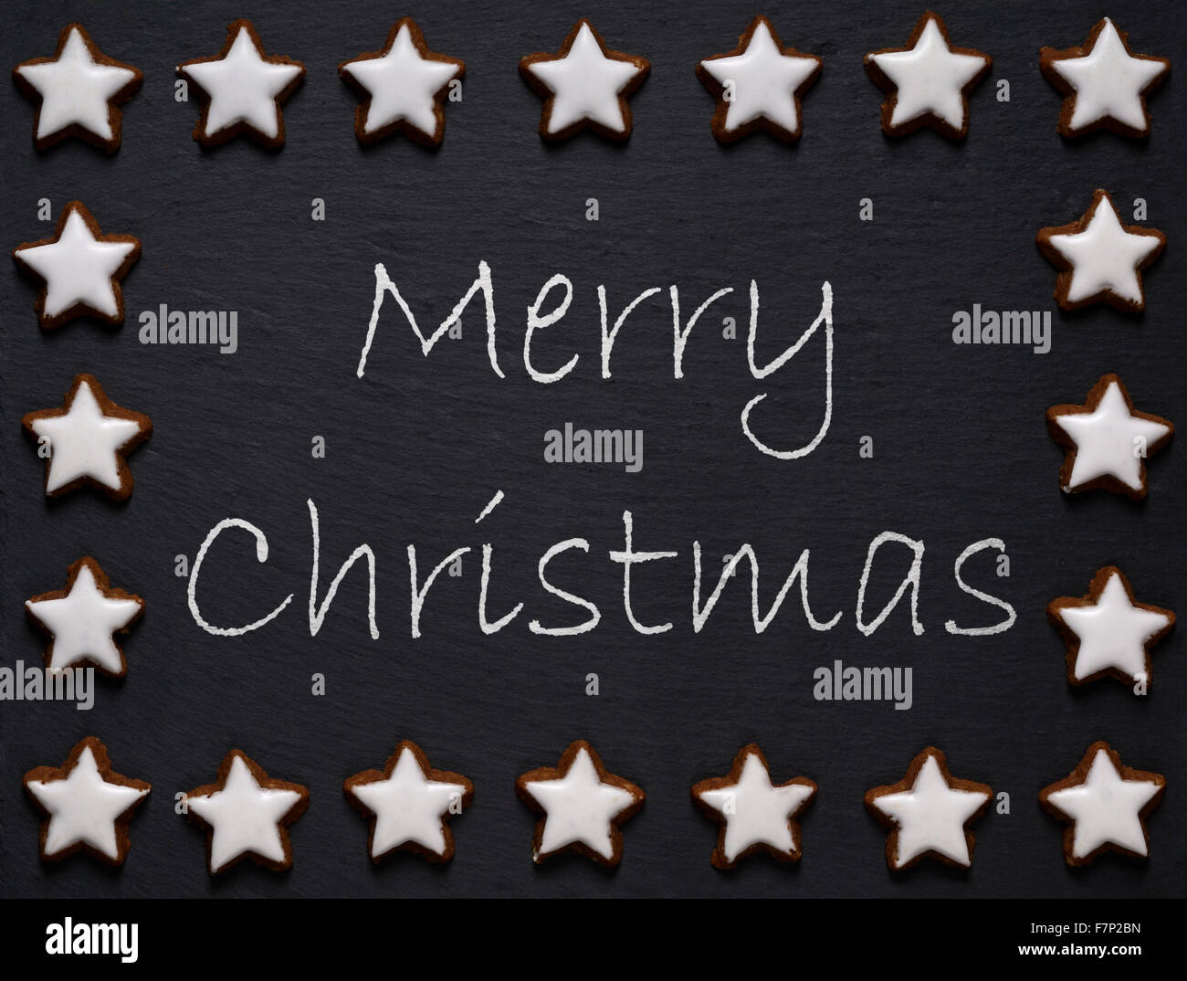 german merry christmas card stockfotos german merry. Black Bedroom Furniture Sets. Home Design Ideas