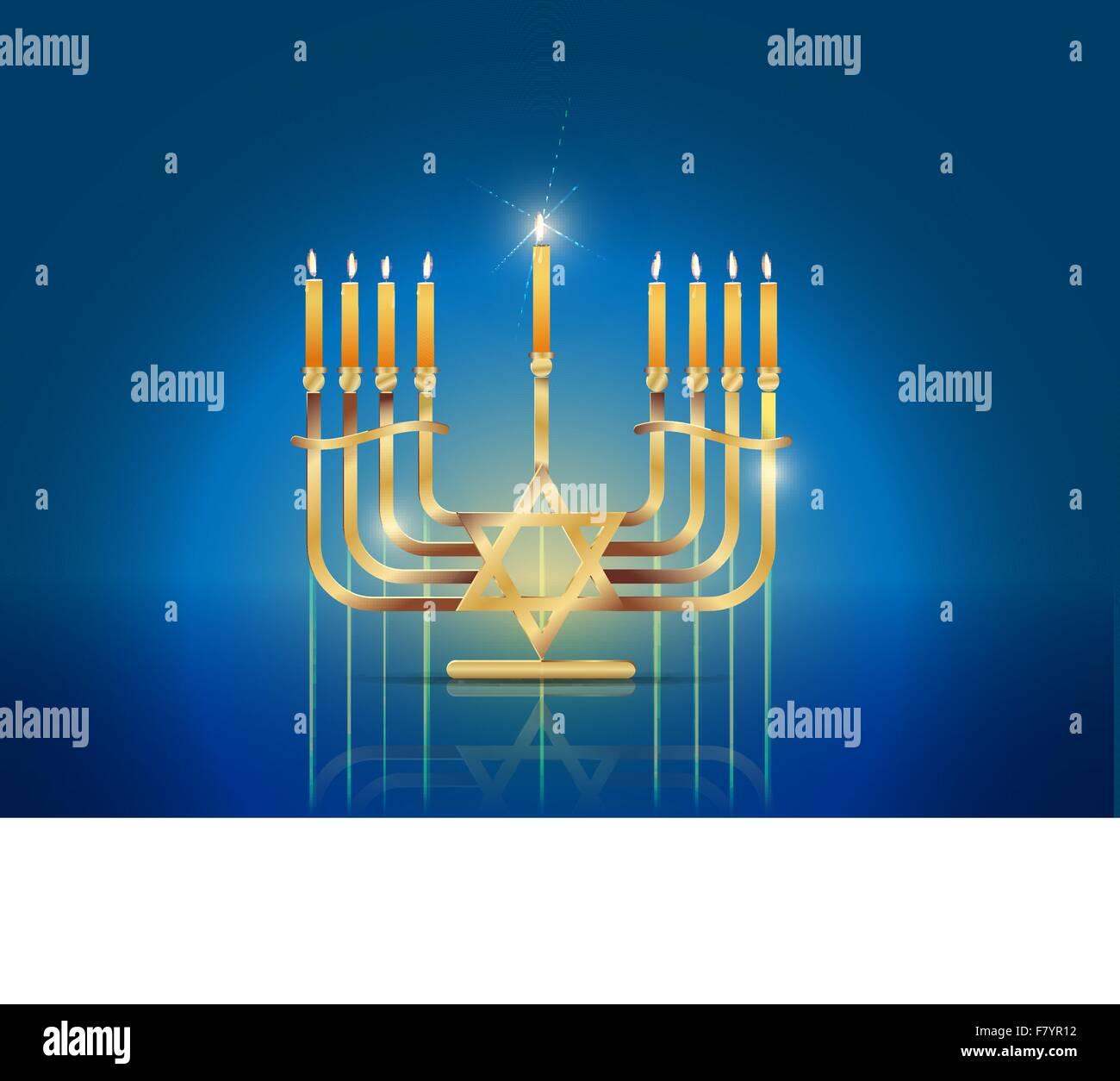 Hanukkah Lamp Stockfotos & Hanukkah Lamp Bilder - Alamy