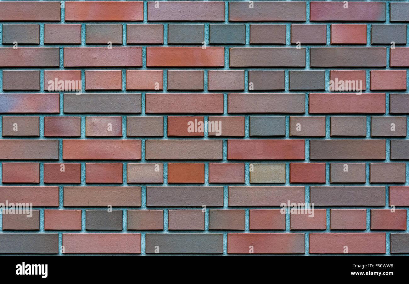 Klinker Muster klinker ziegel hintergrund wallpaper texturen muster stockfoto