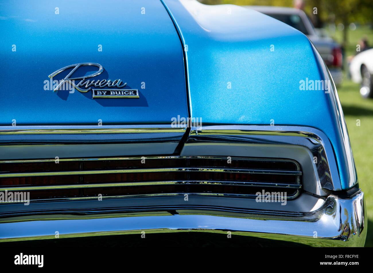 Buick Logo Stockfotos & Buick Logo Bilder - Alamy