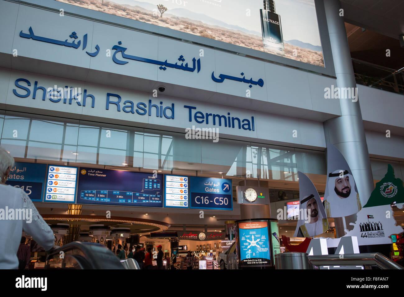 Ankünfte Dubai