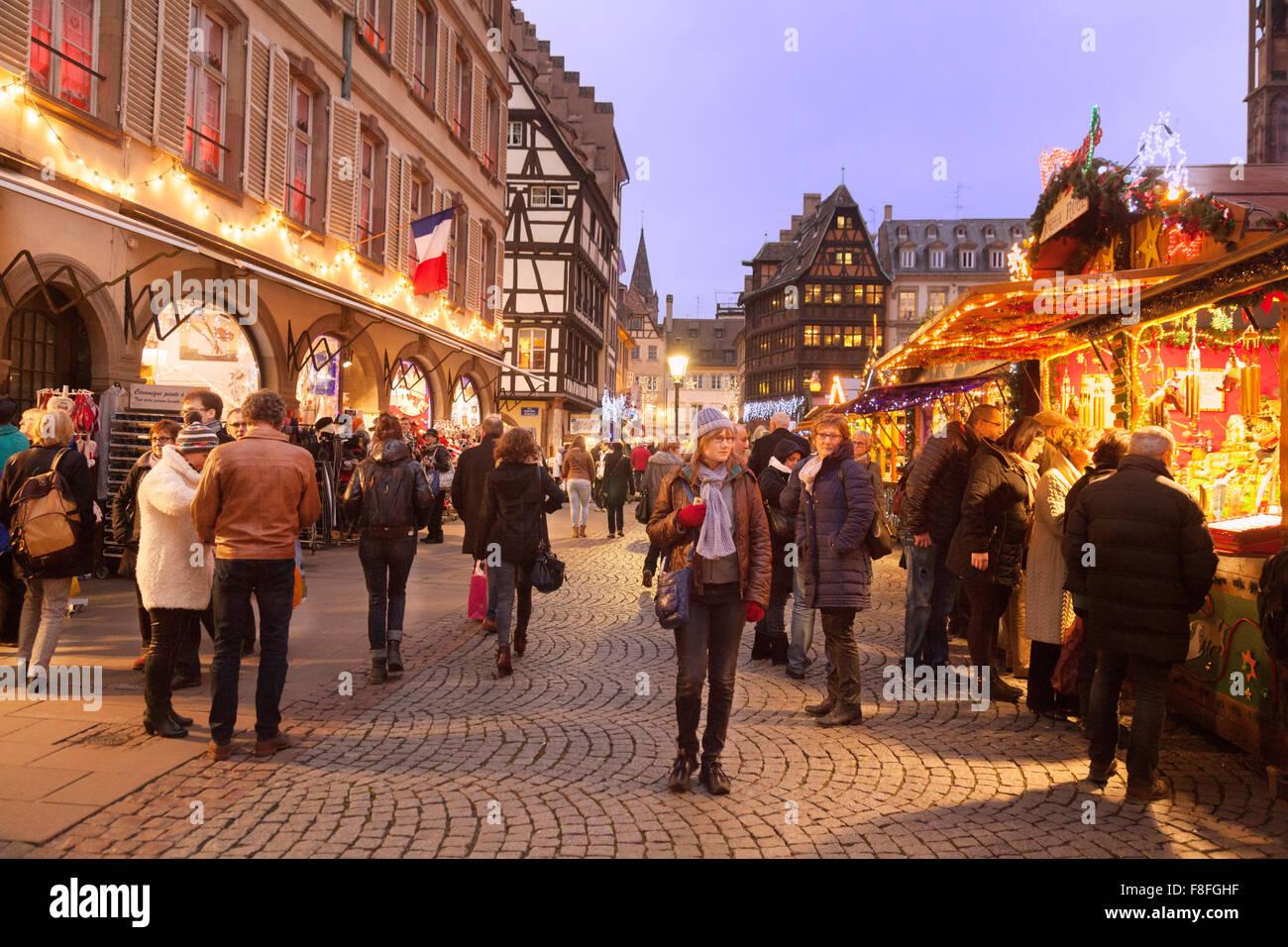 Strasbourg Einkaufen