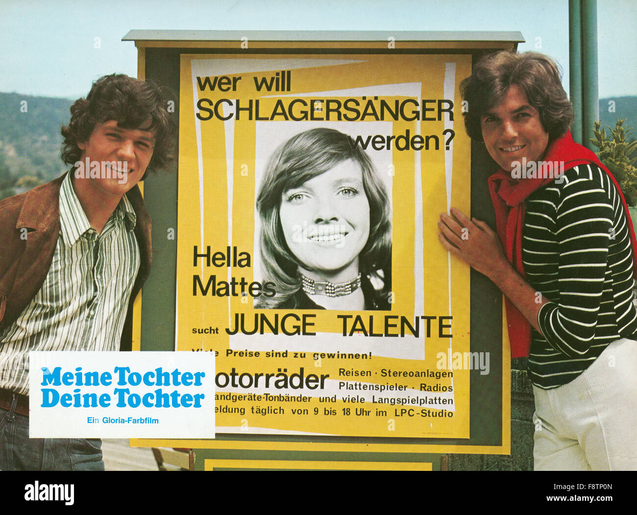 meine tochter deine tochter deutschland 1972 regie werner jacobs monia chris roberts. Black Bedroom Furniture Sets. Home Design Ideas
