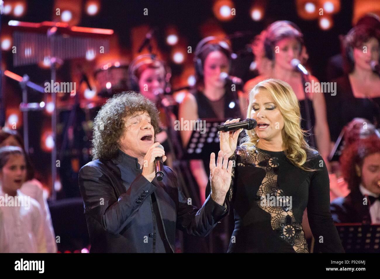 Rom - Weihnachts-Konzert im Auditorium Conciliazione, mit vielen ...