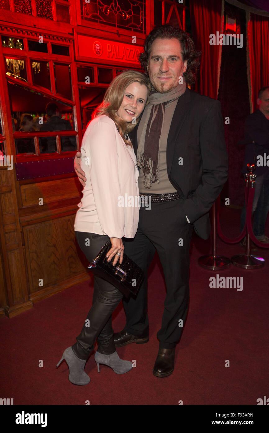 Dirk Steffens Ehefrau