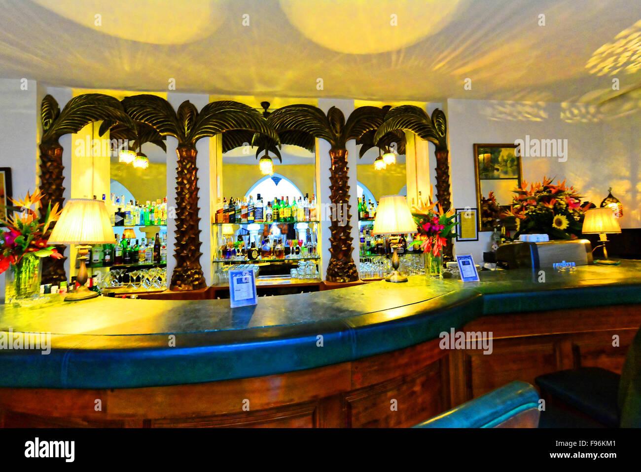 Casablanca Marokko Ricks Cafe bar Restaurant casino ...