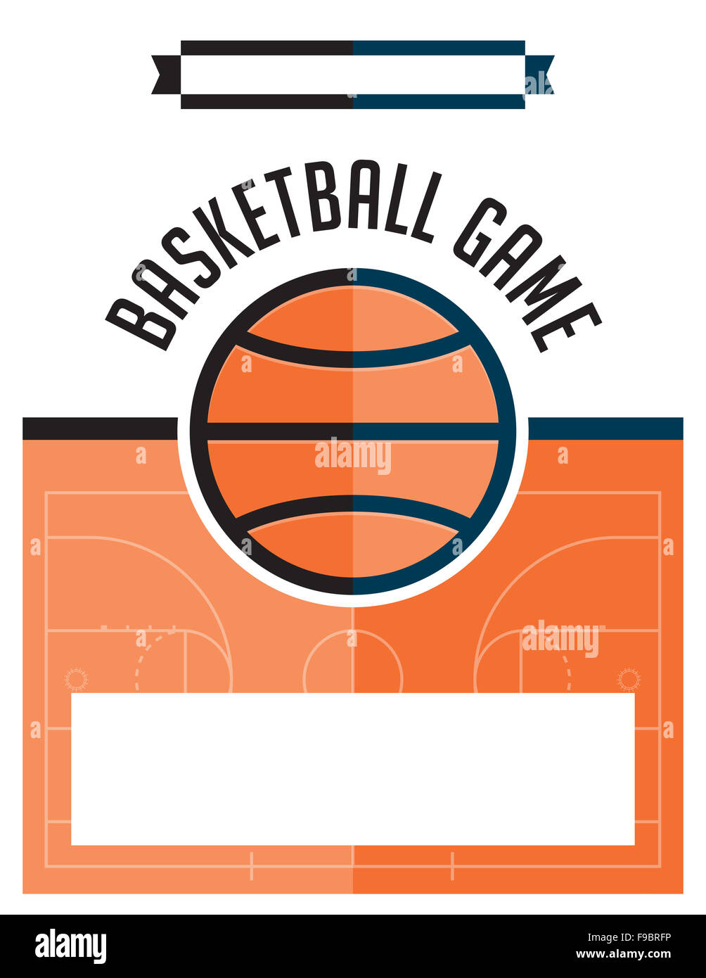 Basketball Poster Background Stockfotos & Basketball Poster ...