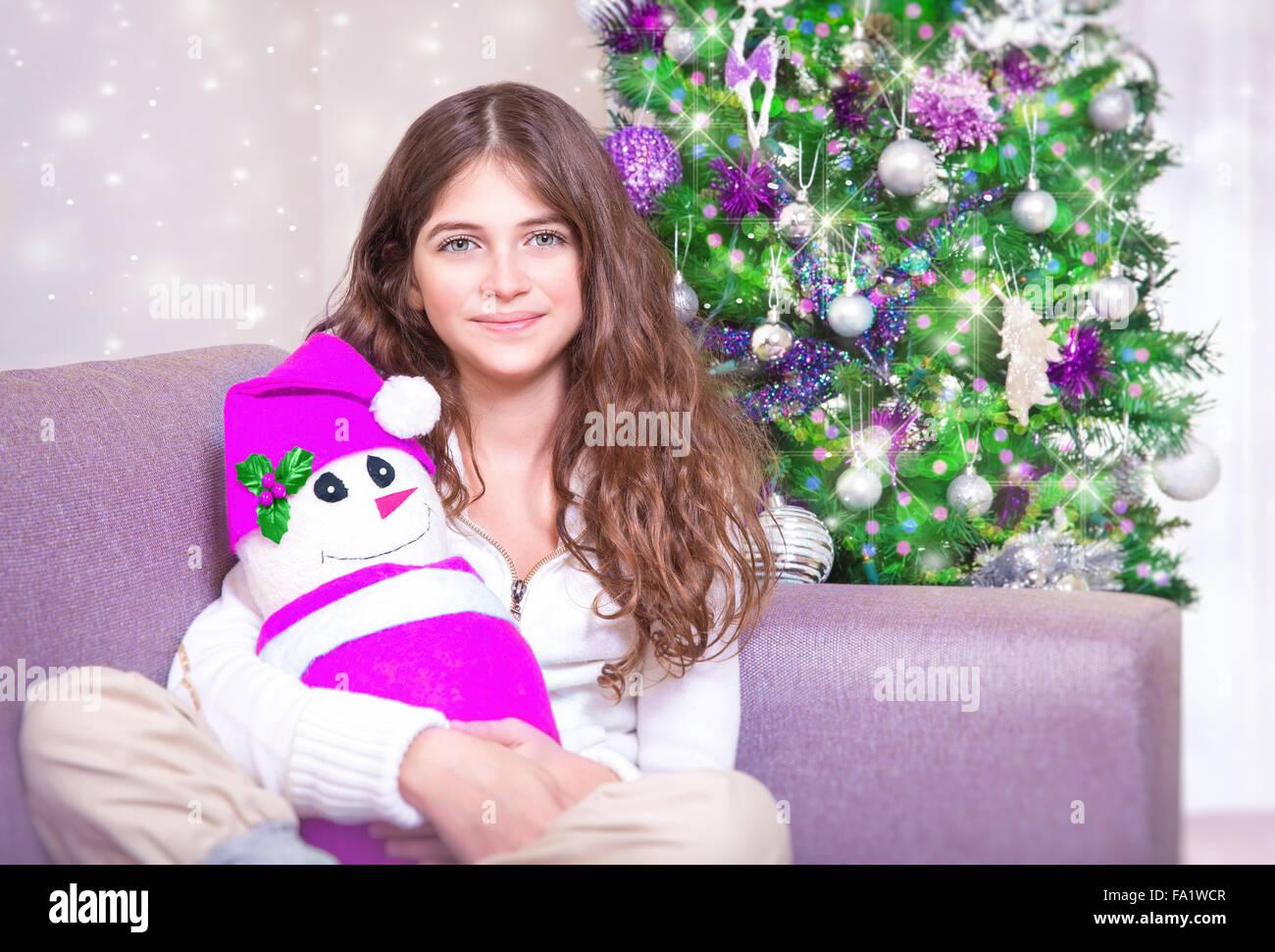 Soft Toy Snowman Stockfotos & Soft Toy Snowman Bilder - Alamy