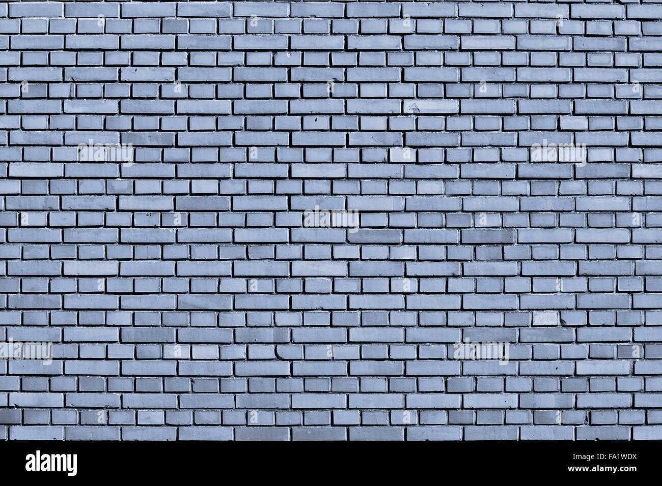 Blaue Gelassenheit Ziegel Wand Hintergrund Stockbild