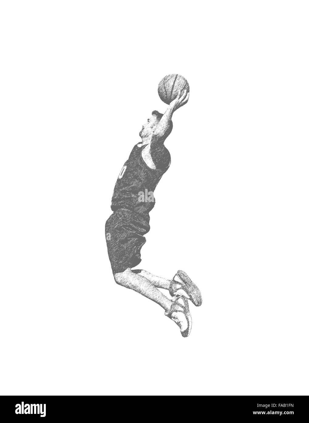 Wunderbar Basketball Schuss Diagramm Vorlage Ideen - Beispiel ...