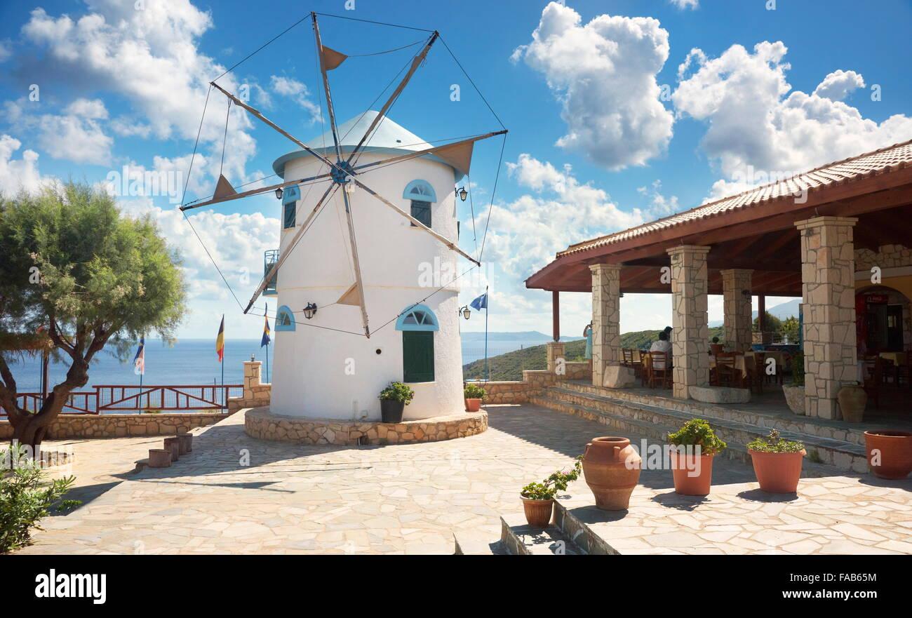 Insel Zakynthos, Griechenland Stockbild