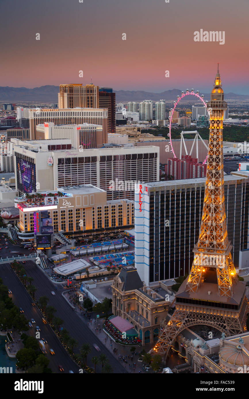 Las Vegas, Nevada. Stockfoto