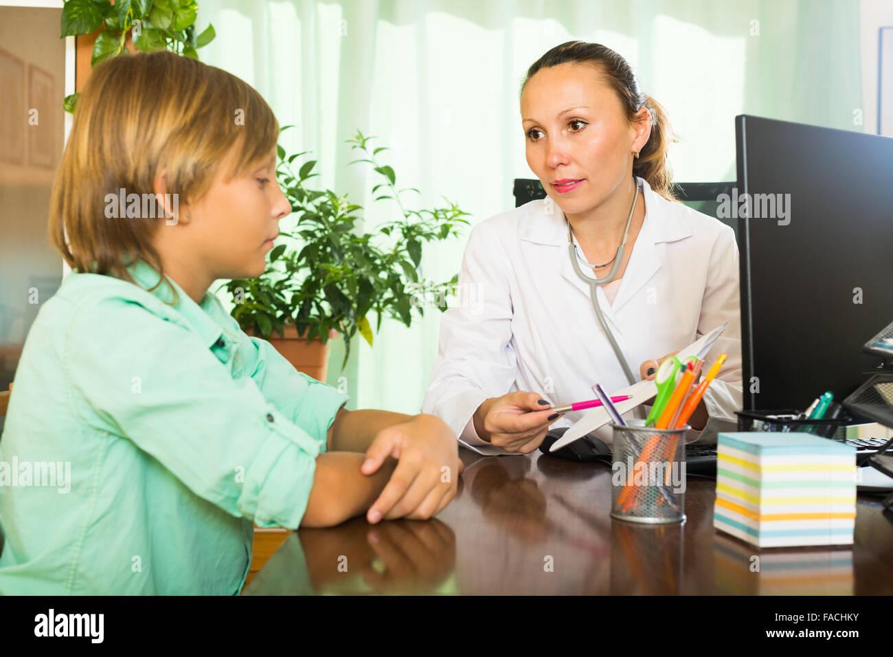Ihr Arzt reife Untersuchung