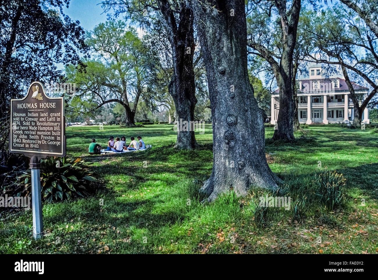 Shade Gardens Stockfotos & Shade Gardens Bilder - Alamy
