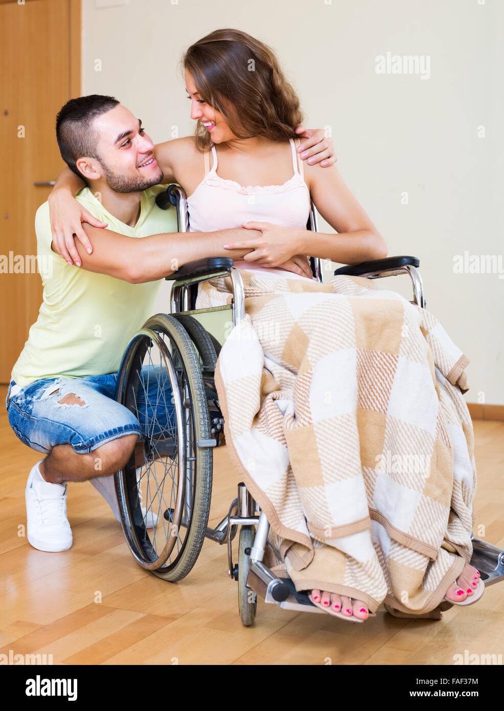 liebe mit behinderung